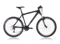 Serious Ridge Trail vtt black matte noir